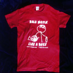 Like_a_boss_Cardinal_Red_tshirt